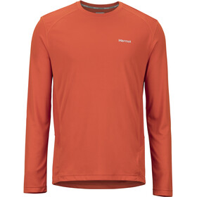 Marmot Windridge - Camiseta de manga larga Hombre - naranja